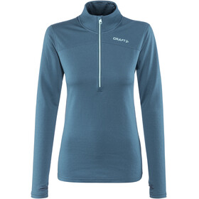 Craft Pin Halfzip Women fjord/sea